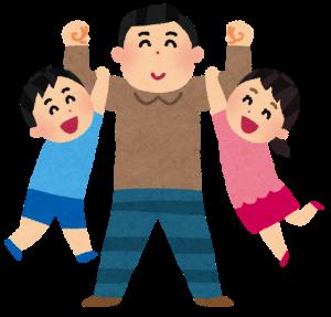 親子体操でパパ力アップinわかば児童館 @ わかば児童館