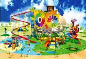 愛宕山ふくろう公園がオープン @ 愛宕山ふくろう公園(愛宕町一丁目4番)